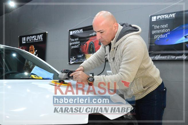 IPOY'SLIVE Professional Car Care Systems Karasu
